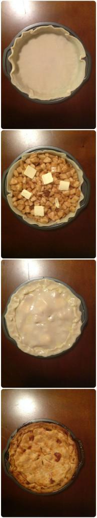 apple pie mix