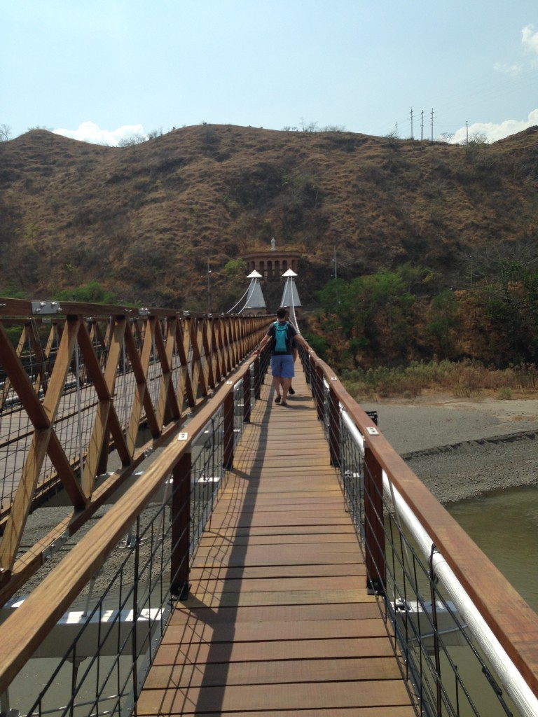 bridge walk